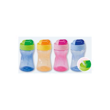 Kubek - butelka ze słomką, bidon marki Baby Nova - zdjęcie nr 1 - Bangla