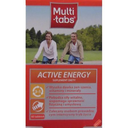 Multi Tabs Active Energy marki Ferrosan - zdjęcie nr 1 - Bangla