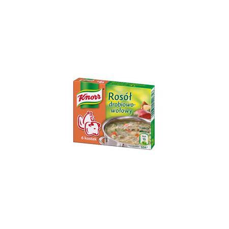 Rosół drobiowo wołowy marki Knorr - zdjęcie nr 1 - Bangla