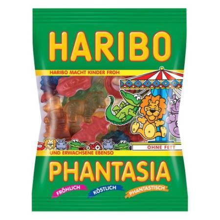 Phantasia, żelki marki Haribo - zdjęcie nr 1 - Bangla