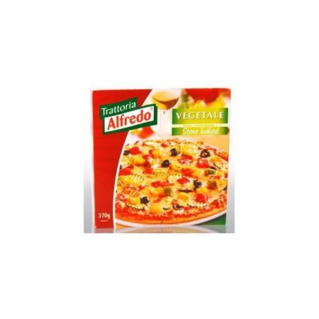 Trattoria Alfredo, pizza - wersja z zamrażarki, różne smaki marki Lidl - zdjęcie nr 1 - Bangla
