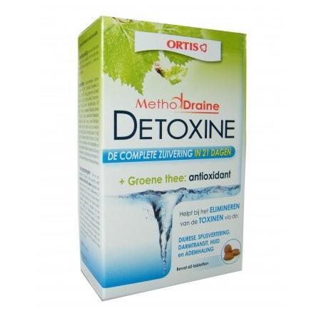 MethodDraine Detoxine, tabletki marki Ortis - zdjęcie nr 1 - Bangla