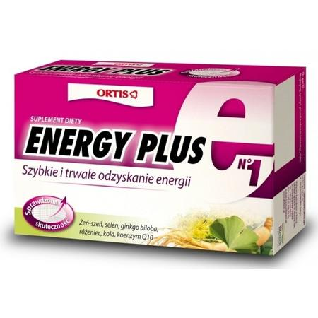 Energy Plus marki Ortis - zdjęcie nr 1 - Bangla