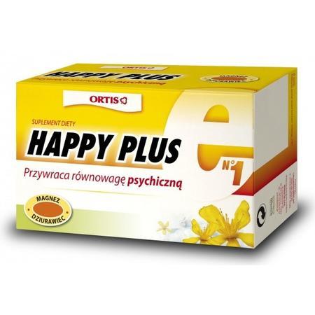 Happy Plus, tabletki marki Ortis - zdjęcie nr 1 - Bangla
