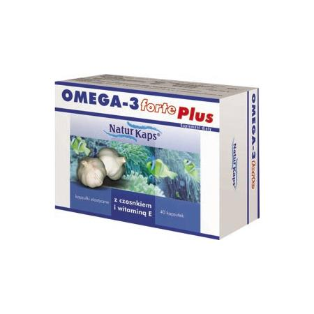 Omega 3 Forte Plus marki Naturkaps - zdjęcie nr 1 - Bangla