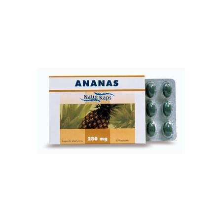 Ananas marki Naturkaps - zdjęcie nr 1 - Bangla