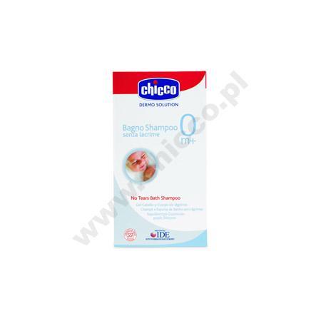 Bagno Shampoo, Płyn do kąpieli i szampon 2 w 1 No tears marki Chicco - zdjęcie nr 1 - Bangla