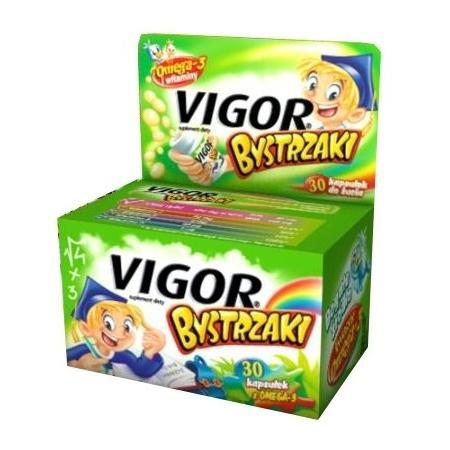 Vigor Bystrzaki marki USP Zdrowie - zdjęcie nr 1 - Bangla