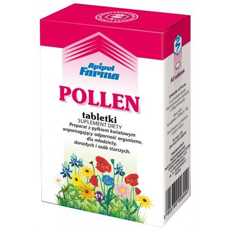 Pollen tabletki marki Apipol Farma - zdjęcie nr 1 - Bangla