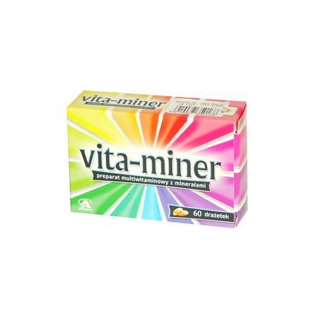 Vita Miner marki Aflofarm - zdjęcie nr 1 - Bangla