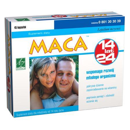 Maca 14-24 lat marki AZ Medica - zdjęcie nr 1 - Bangla