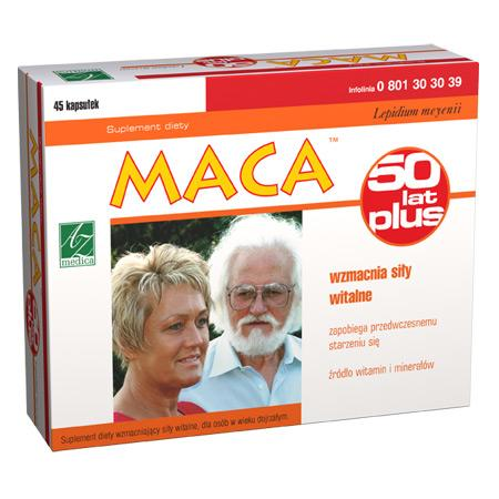 Maca 50 lat Plus marki AZ Medica - zdjęcie nr 1 - Bangla