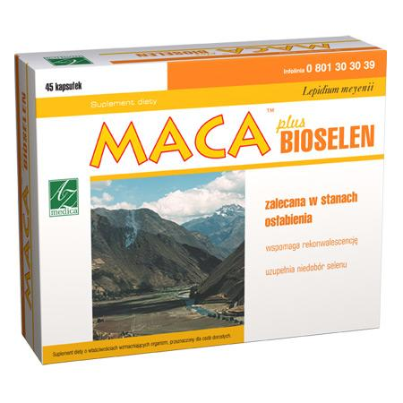 Maca plus Bioselen marki AZ Medica - zdjęcie nr 1 - Bangla