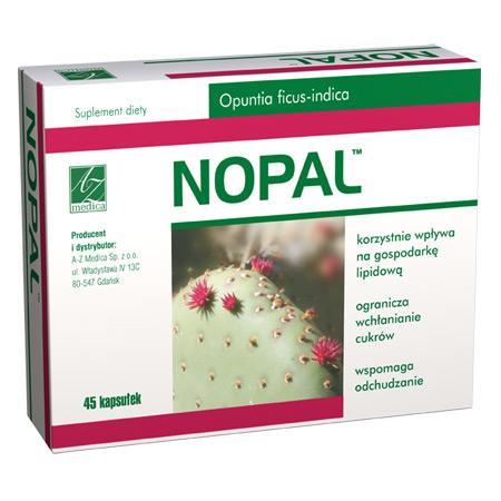 Nopal marki AZ Medica - zdjęcie nr 1 - Bangla