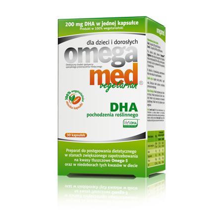 Omegamed DHA Vegetarian marki Sequoia - zdjęcie nr 1 - Bangla