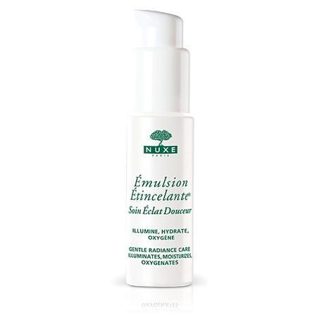 Emulsion Etincelante Soin Eclat Douceur, Rozświetlająca pielęgnacja dla skóry normalnej, matowej i wrażliwej marki Nuxe Paris - zdjęcie nr 1 - Bangla