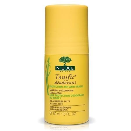 Tonific Deodorant, Protection 24h Anti-Traces, Dezodorant hipoalergiczny marki Nuxe Paris - zdjęcie nr 1 - Bangla