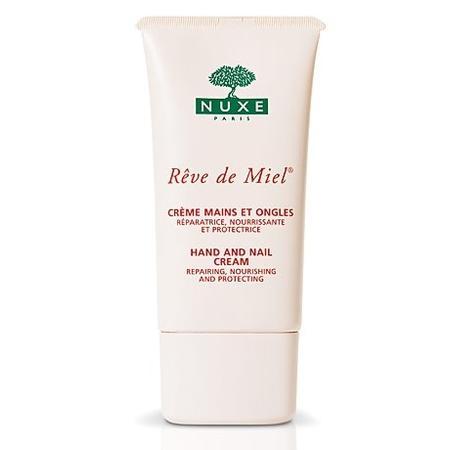 Reve de Miel, Creme Mains et Ongles, Krem do rąk i paznokci z miodem, olejkami i witaminą E marki Nuxe Paris - zdjęcie nr 1 - Bangla