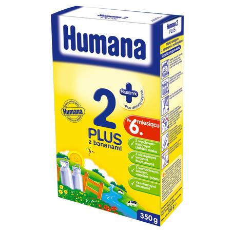 Humana 2+ z bananami marki Humana - zdjęcie nr 1 - Bangla