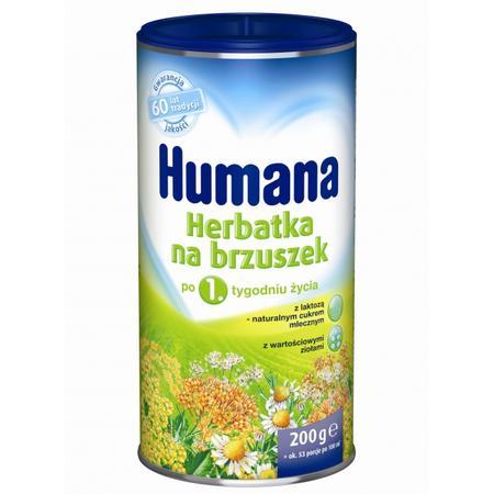 Herbatka na brzuszek marki Humana - zdjęcie nr 1 - Bangla