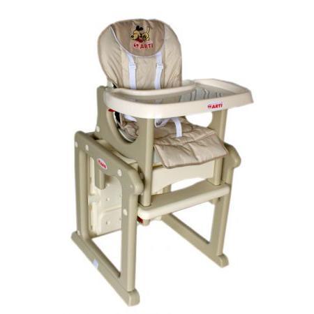 Cesar, krzesełko do karmienia marki Arti - zdjęcie nr 1 - Bangla