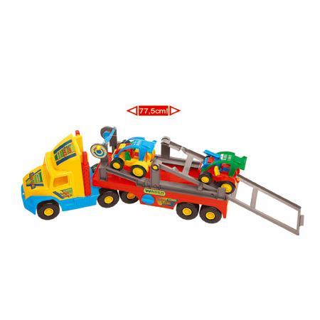 Super Truck z buggy, 36630 marki Wader - zdjęcie nr 1 - Bangla