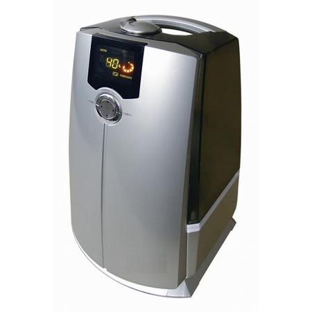NScessity - Ultradźwiękowy Nawilżacz powietrza z jonizatorem Combination (z chłodną bądź ciepłą mgiełką) marki NScessity - zdjęcie nr 1 - Bangla