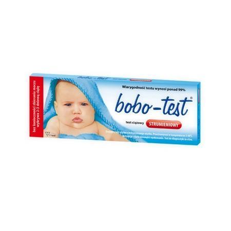 Bobo-Test, strumieniowy marki Biomerica - zdjęcie nr 1 - Bangla