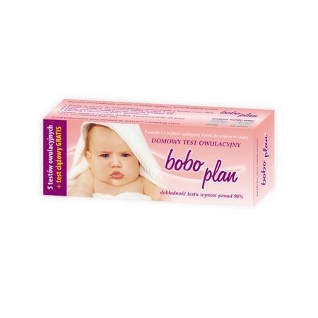 Bobo plan, domowy test owulacyjny marki Biomerica - zdjęcie nr 1 - Bangla