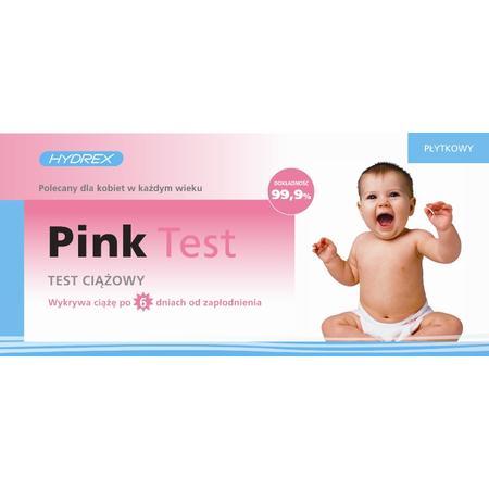 Pink Test, płytkowy marki Hydrex - zdjęcie nr 1 - Bangla