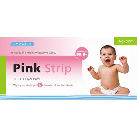 Pink Strip, test paskowy marki Hydrex - zdjęcie nr 1 - Bangla