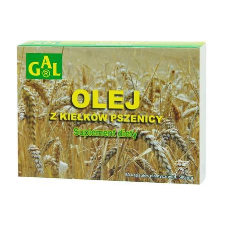 Olej z kiełków pszenicy marki Gal - zdjęcie nr 1 - Bangla