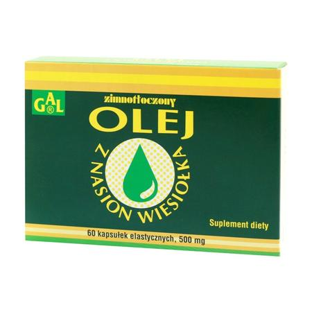 Zimnotłoczony Olej z nasion wiesiołka marki Gal - zdjęcie nr 1 - Bangla