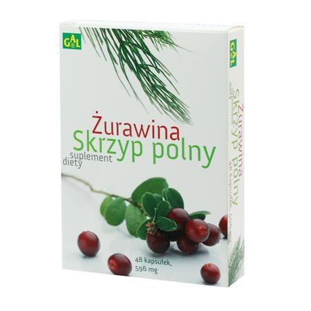 Żurawina + Skrzyp polny marki Gal - zdjęcie nr 1 - Bangla