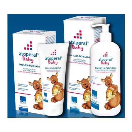 Atoperal Baby, Emulsja do ciała marki Atoperal - zdjęcie nr 1 - Bangla