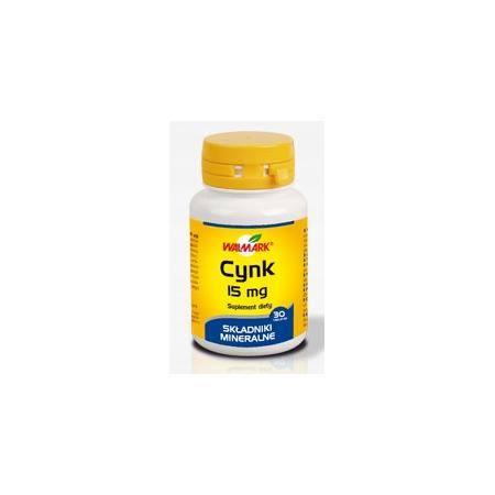 Cynk 15 mg marki Walmark - zdjęcie nr 1 - Bangla