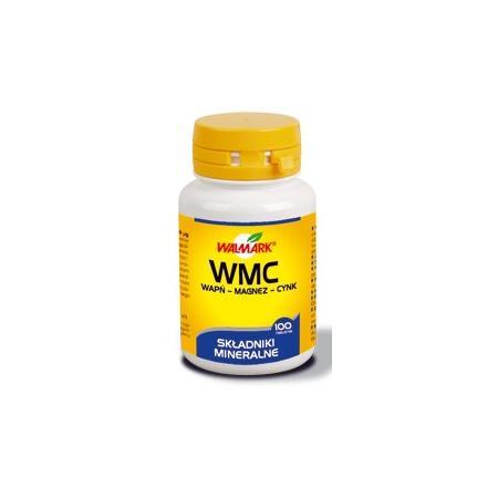 WMC, Wapń Magnez Cynk marki Walmark - zdjęcie nr 1 - Bangla