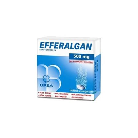 Efferalgan 500, tabletki musujące marki UPSA - zdjęcie nr 1 - Bangla