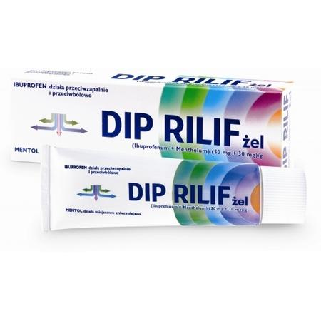 Dip Rilif, Deep Relief, żel marki Mentholatum - zdjęcie nr 1 - Bangla