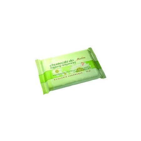 Chusteczki do higieny intymnej z wyciągiem z rumianku - działanie łagodzące marki Marion - zdjęcie nr 1 - Bangla