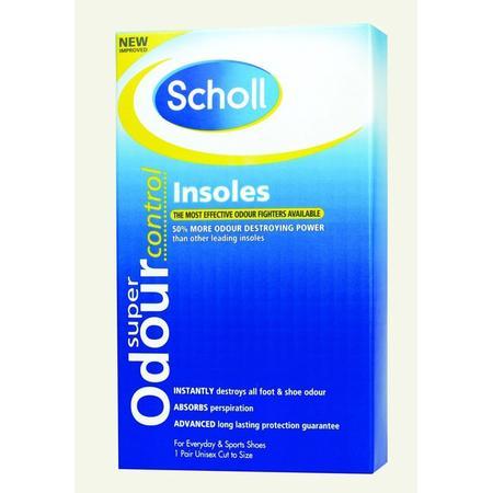 Super Odour Control, Insoles, Wkładki przeciwpotne marki Scholl - zdjęcie nr 1 - Bangla