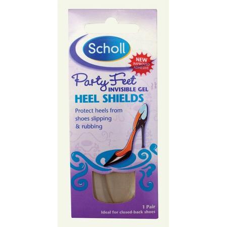 Party Feet, Invisible Gel Heel Shields, Osłona na pięty marki Scholl - zdjęcie nr 1 - Bangla