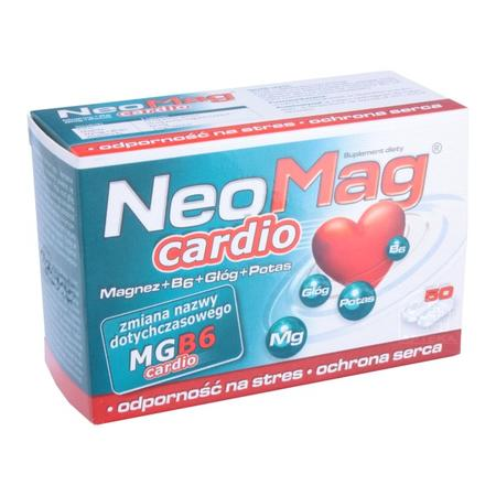 NeoMag Cardio marki Aflofarm - zdjęcie nr 1 - Bangla
