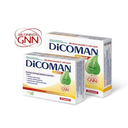 Dicoman Junior marki Vitis Pharma - zdjęcie nr 1 - Bangla