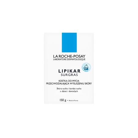 Lipikar, Surgras, Kostka do mycia ciała marki La Roche-Posay - zdjęcie nr 1 - Bangla