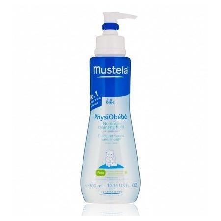 Bebe, PhysiObebe, Płyn oczyszczający marki Mustela - zdjęcie nr 1 - Bangla