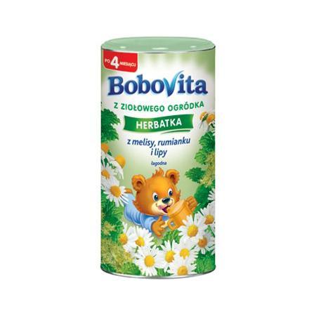 Herbatka z melisy, rumianku i lipy marki BoboVita - zdjęcie nr 1 - Bangla