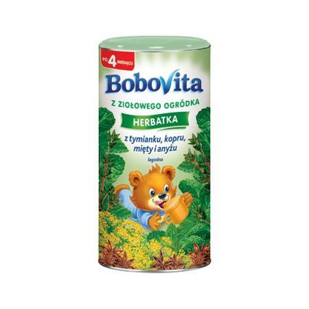 Herbatka z tymianku, kopru, mięty i anyżu marki BoboVita - zdjęcie nr 1 - Bangla