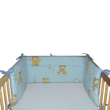 Ochraniacz do łóżeczka 180 x 25 cm marki AMY - zdjęcie nr 1 - Bangla