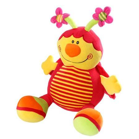 Zabawka z grzechotką Biedronka marki Baby Ono - zdjęcie nr 1 - Bangla